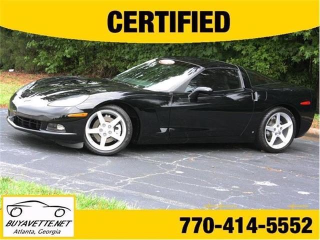 2006 Chevrolet Corvette | 842897