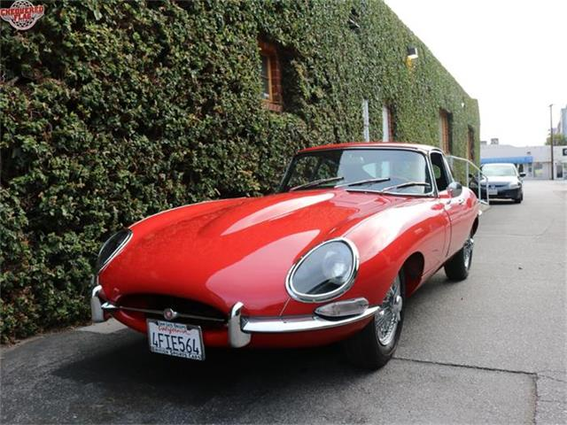 1966 Jaguar E-Type | 842920