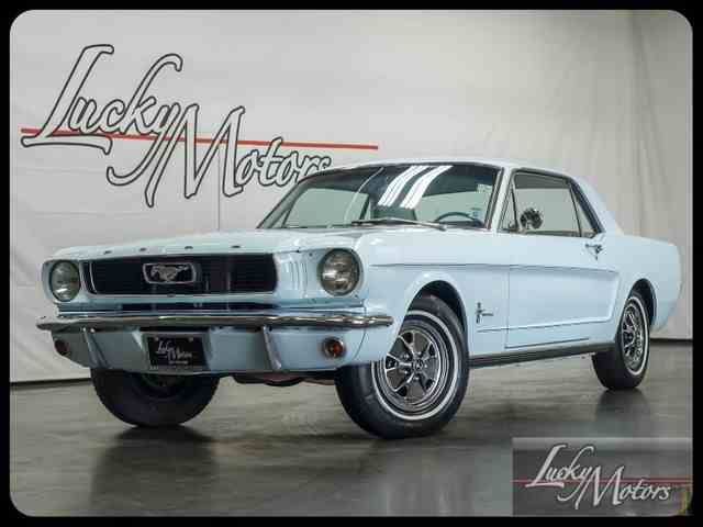 1966 Ford Mustang | 842946