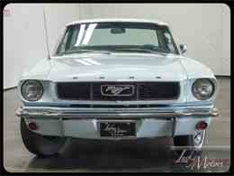 1966 Ford Mustang for Sale - CC-842946