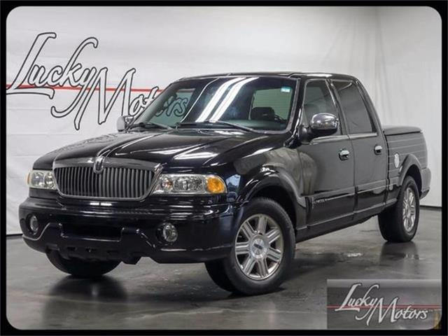 2002 Lincoln Blackwood Pickup | 842953