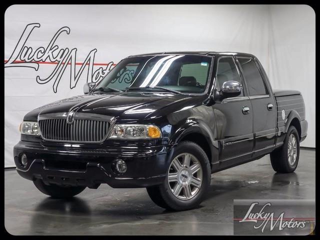 2002 Lincoln Blackwood Pickup | 842953