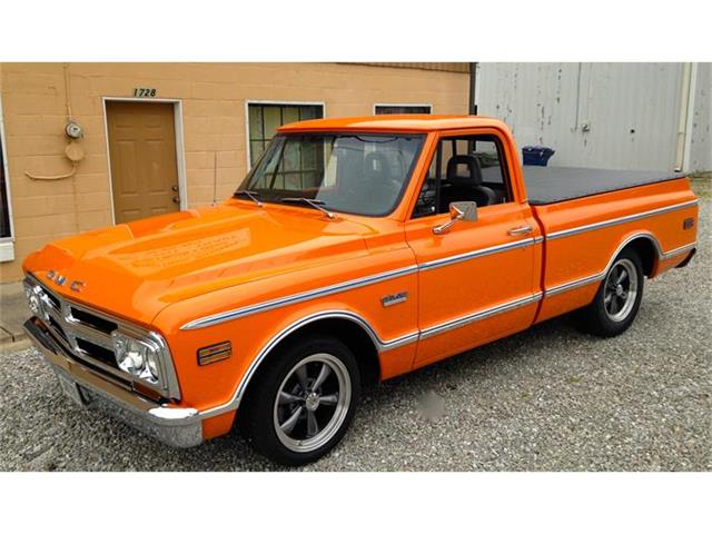 1968 GMC 1/2 Ton Pickup | 842957