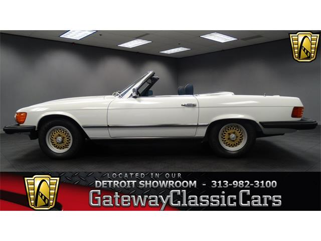 1980 Mercedes-Benz 450SL | 842970