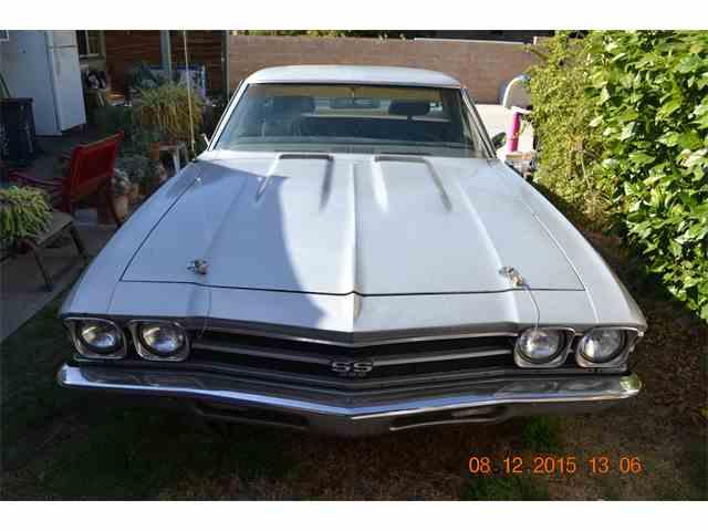 1969 Chevrolet El Camino | 840304