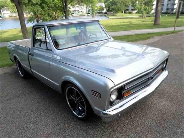 1969 Chevrolet C10 | 840310