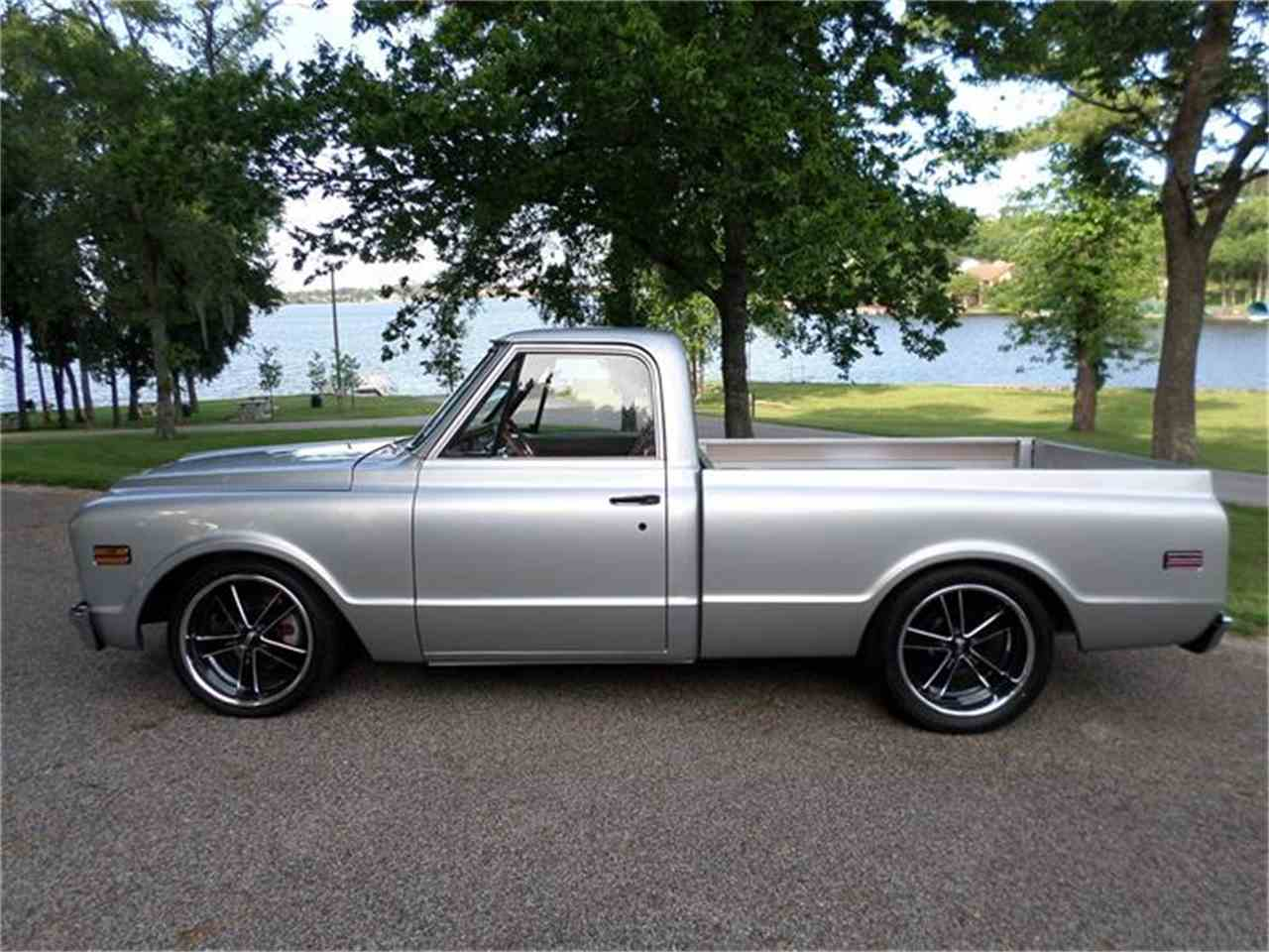 All Chevy 1969 chevy c10 for sale : 1969 Chevrolet C/K 10 for Sale | ClassicCars.com | CC-840310