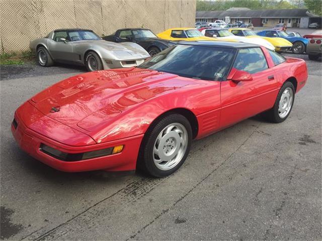 1992 Chevrolet Corvette | 840364
