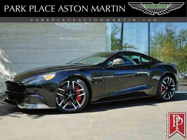 2016 Aston Martin Vanquish V12 Carbon Coupe | 840374