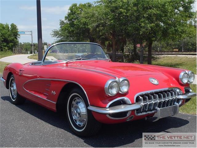 1958 Chevrolet Corvette | 840383