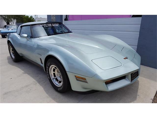 1982 Chevrolet Corvette | 843865