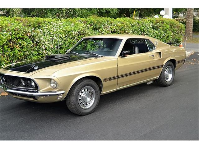 1969 Ford Mustang Mach 1 | 843870