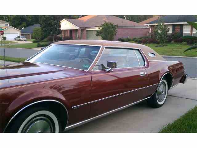 1974 Lincoln Continental Mark IV | 843878