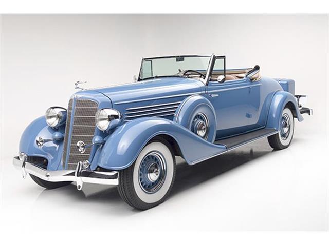 1934 Buick McLaughlin | 843880