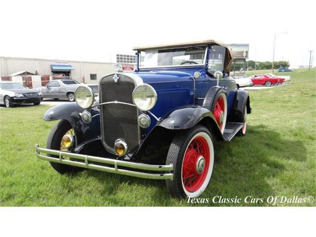 1931 Chevrolet AE Independence | 840389