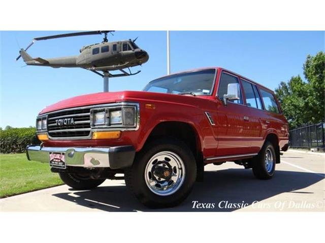 1988 Toyota Land Cruiser FJ | 840390