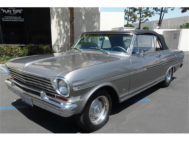 1963 Chevrolet Nova | 843905