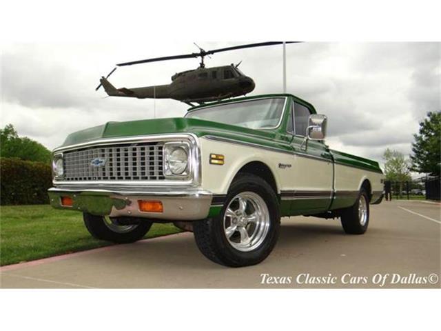 1972 Chevrolet C/K 10 | 840391