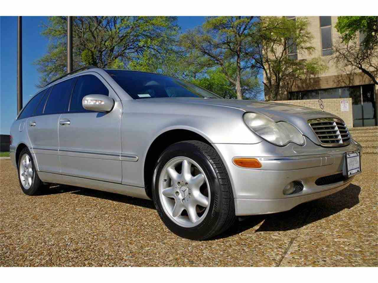 2002 mercedes benz c class for sale cc for Mercedes benz ft worth