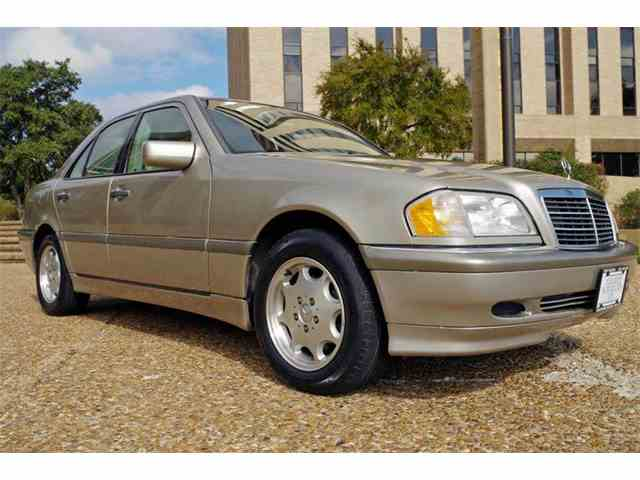 Classic benz c class for sale on classiccars 24 available 1999 mercedes benz c class 843915 sciox Images