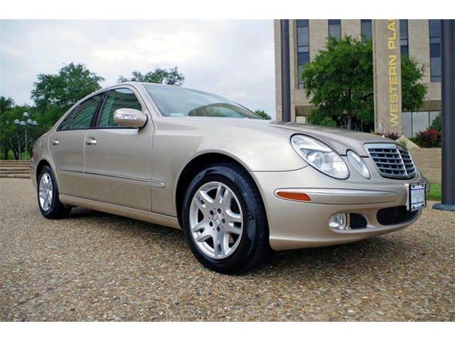 2003 Mercedes-Benz E-Class | 843917