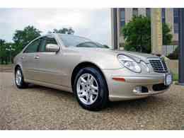 2003 Mercedes-Benz E-Class for Sale - CC-843917