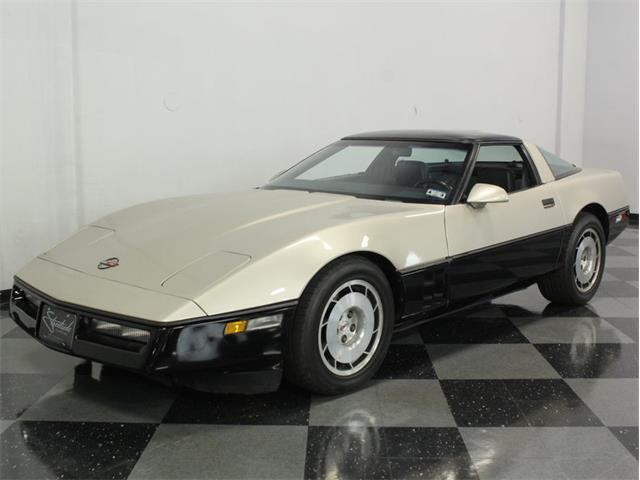 1986 Chevrolet Corvette Malcolm Konner Edition | 840392