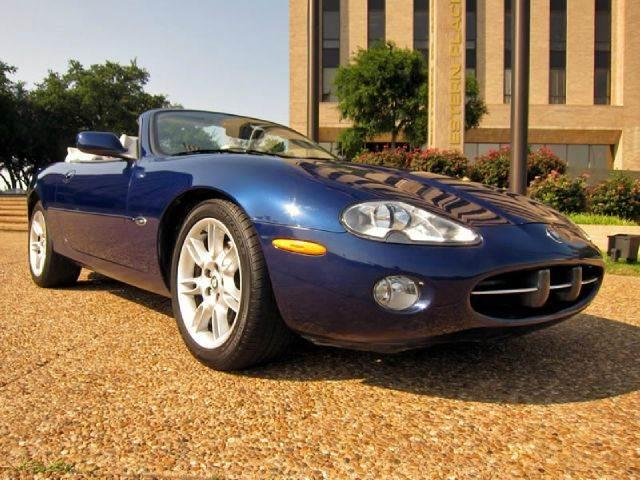 2001 jaguar xk for sale cc 936194 for European motors fort worth