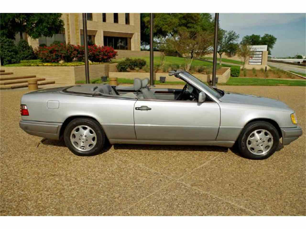 1995 mercedes benz e class for sale cc for Mercedes benz ft worth