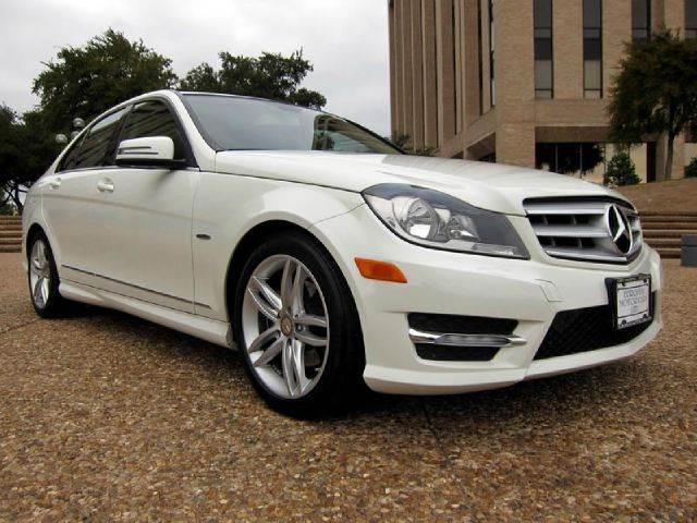 2012 Mercedes-Benz C-Class | 843923