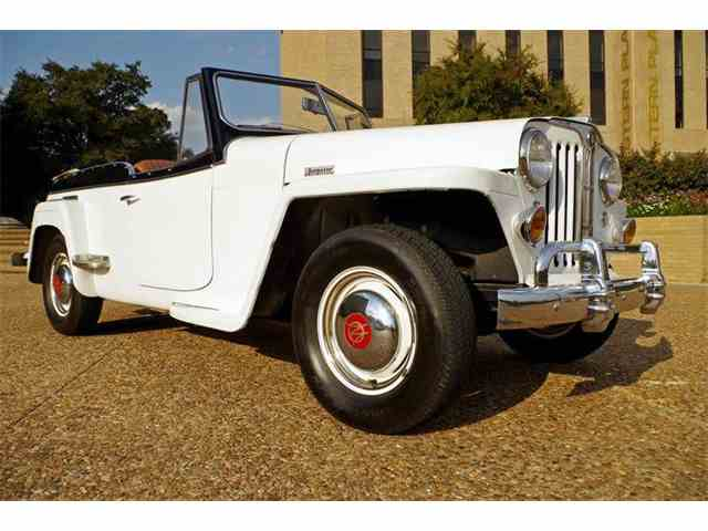 1949 Willys Jeepster | 843925