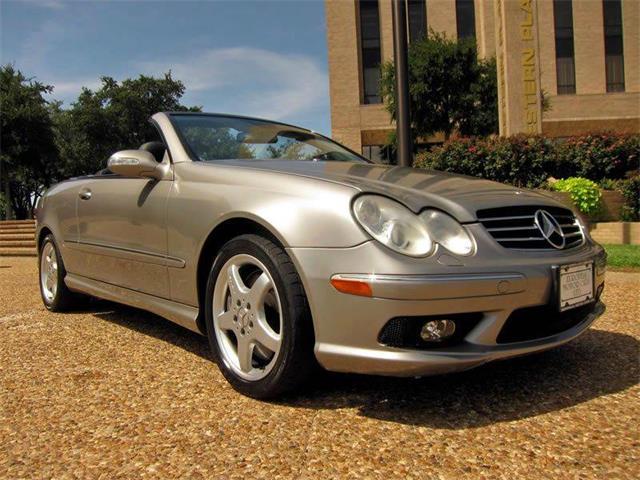 2005 Mercedes-Benz CLK-Class | 843926