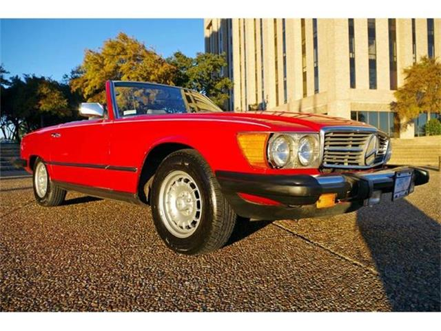 1983 Mercedes-Benz 380 | 843928