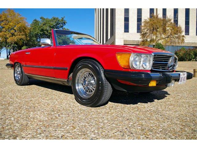 1985 Mercedes-Benz 380SL | 843929