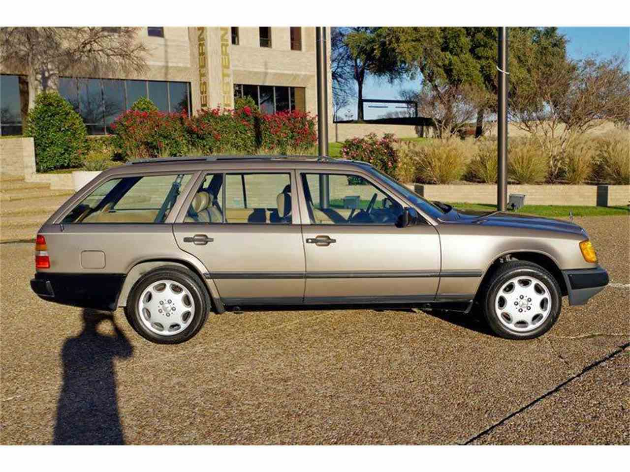 1987 mercedes benz 300 for sale cc 843930 for Mercedes benz ft worth