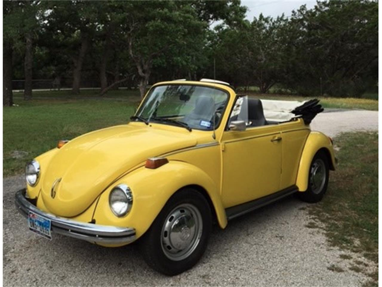 1973 volkswagen beetle for sale cc 843933. Black Bedroom Furniture Sets. Home Design Ideas