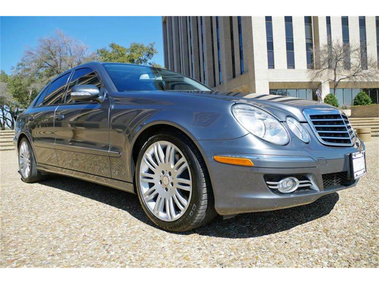 2008 mercedes benz e class for sale cc for Mercedes benz fort worth
