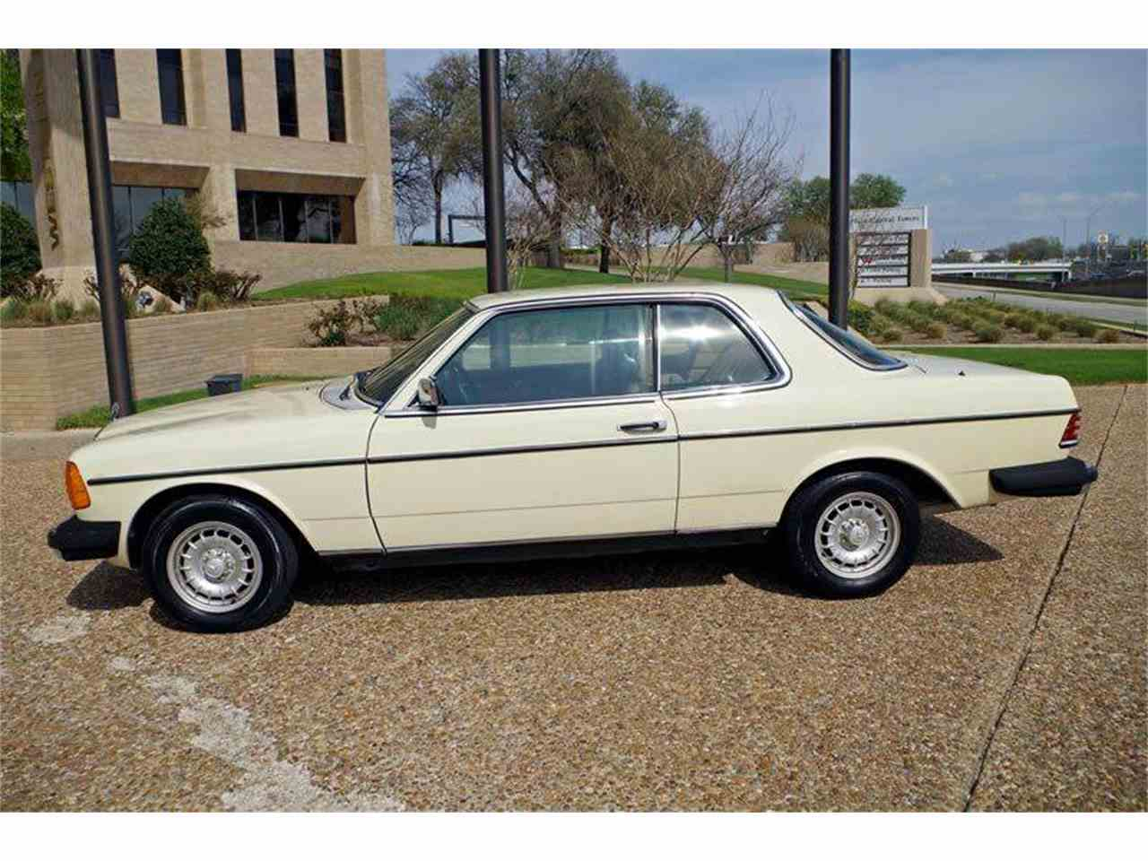 1985 mercedes benz 300 for sale cc 843935 for Mercedes benz ft worth