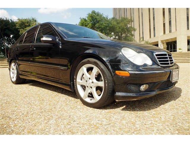 2007 Mercedes-Benz C-Class | 843936