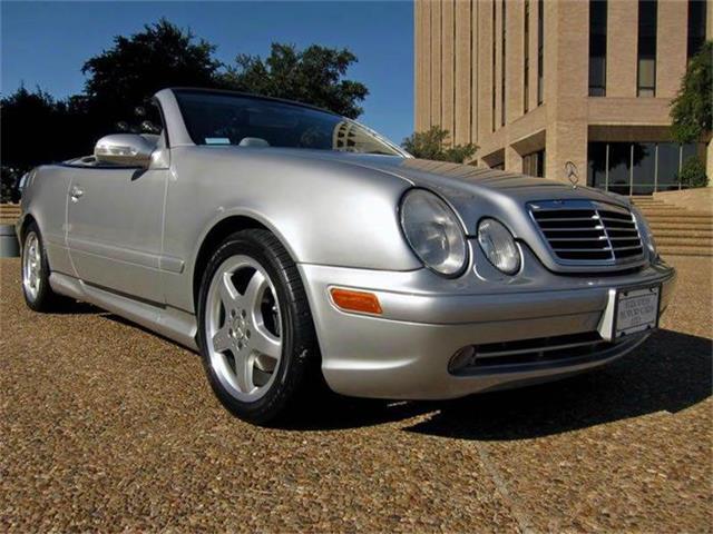 2003 Mercedes-Benz CLK-Class | 843938