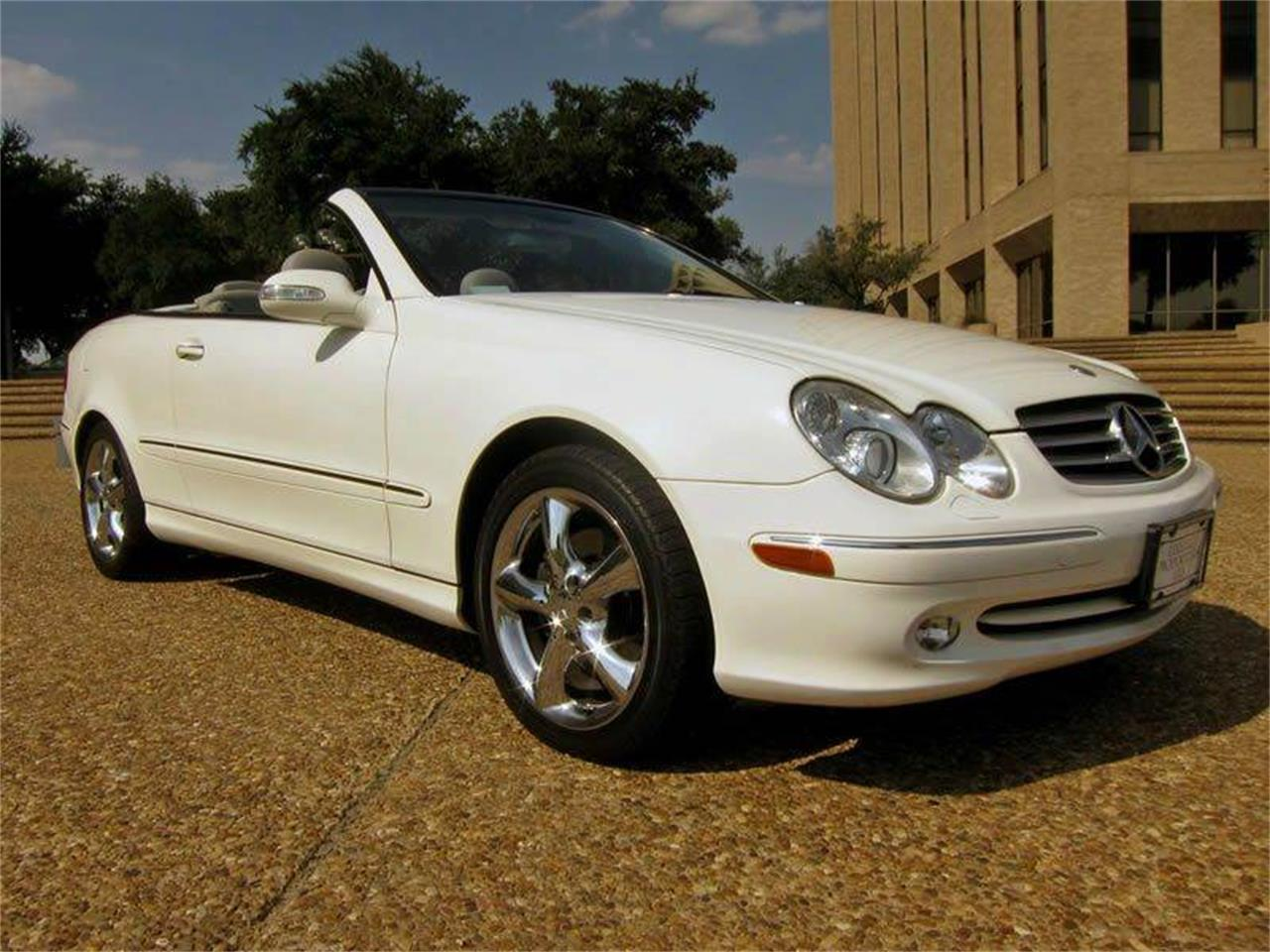 2005 mercedes benz clk class for sale for Mercedes benz ft worth