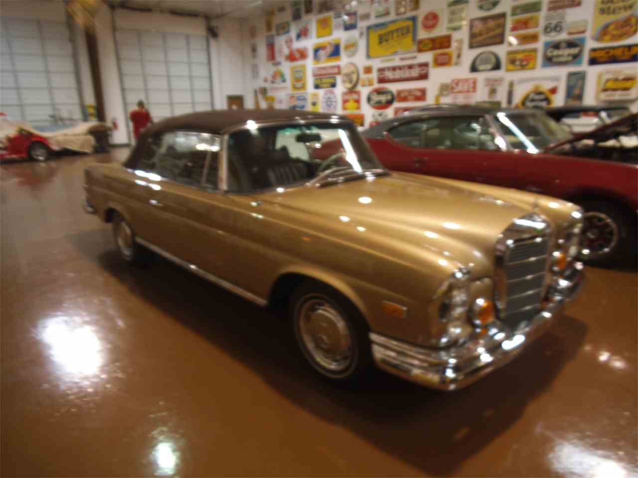 1969 mercedes benz 280se for sale cc for Mercedes benz for sale in texas