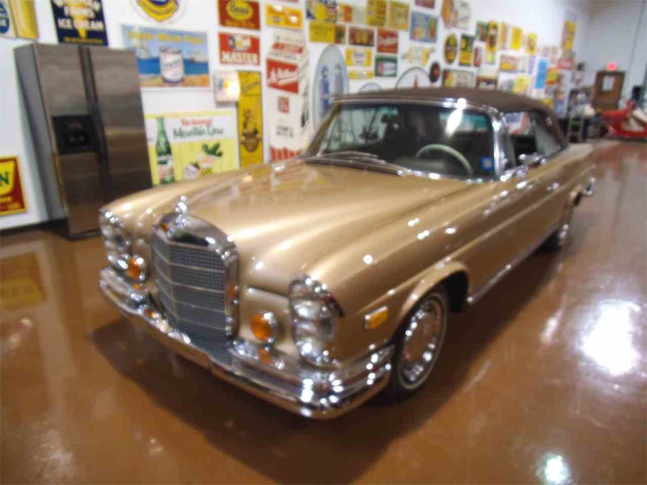 1969 mercedes benz 280se for sale cc for Mercedes benz of plano plano tx