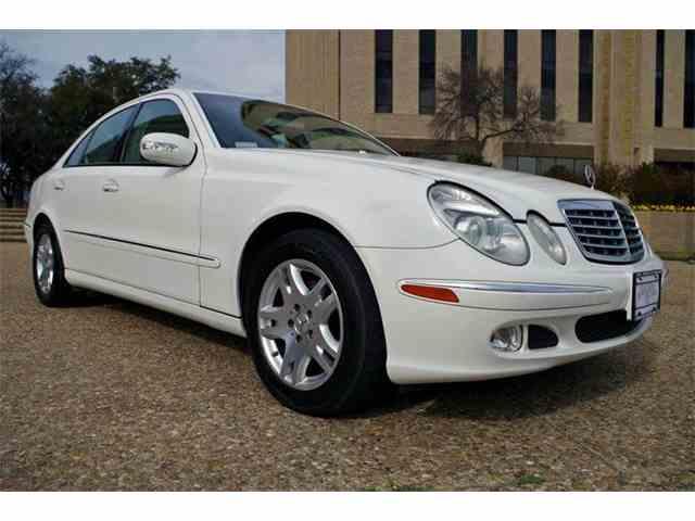 2003 Mercedes-Benz E-Class | 843941