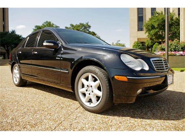 2002 Mercedes-Benz C-Class | 843942