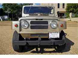 1969 Nissan Patrol for Sale - CC-843943