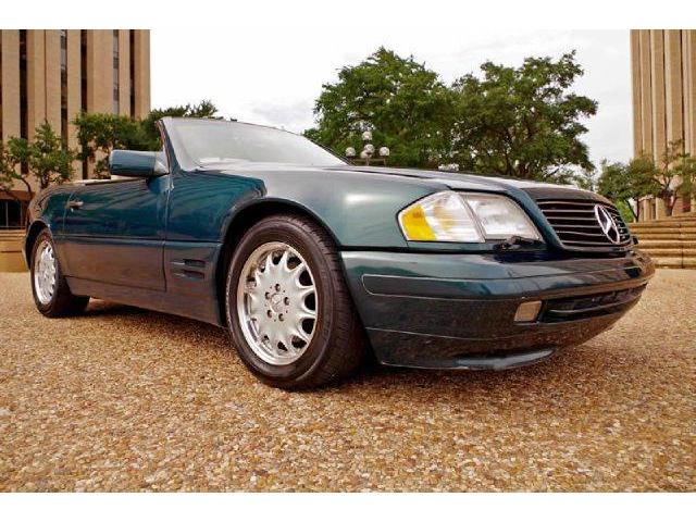 1996 Mercedes-Benz SL-Class | 843944