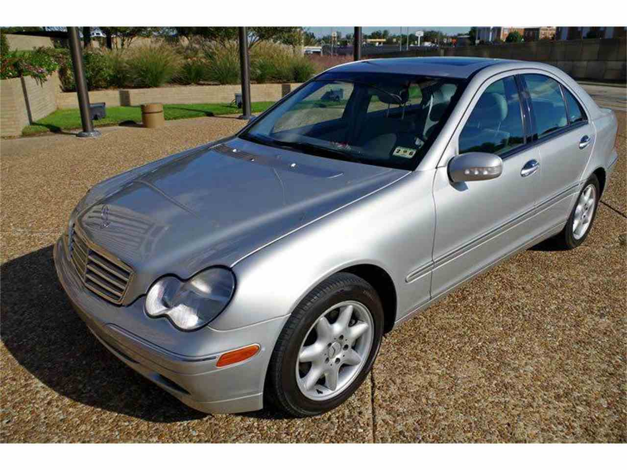 2004 mercedes benz c class for sale cc for Mercedes benz ft worth