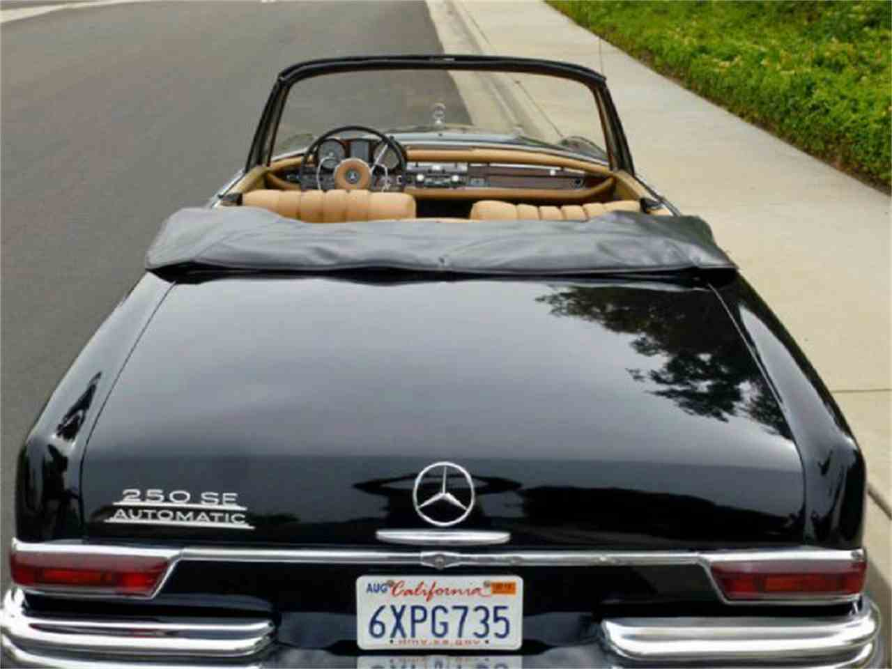 1966 mercedes benz 250 class for sale for Fort worth mercedes benz dealership