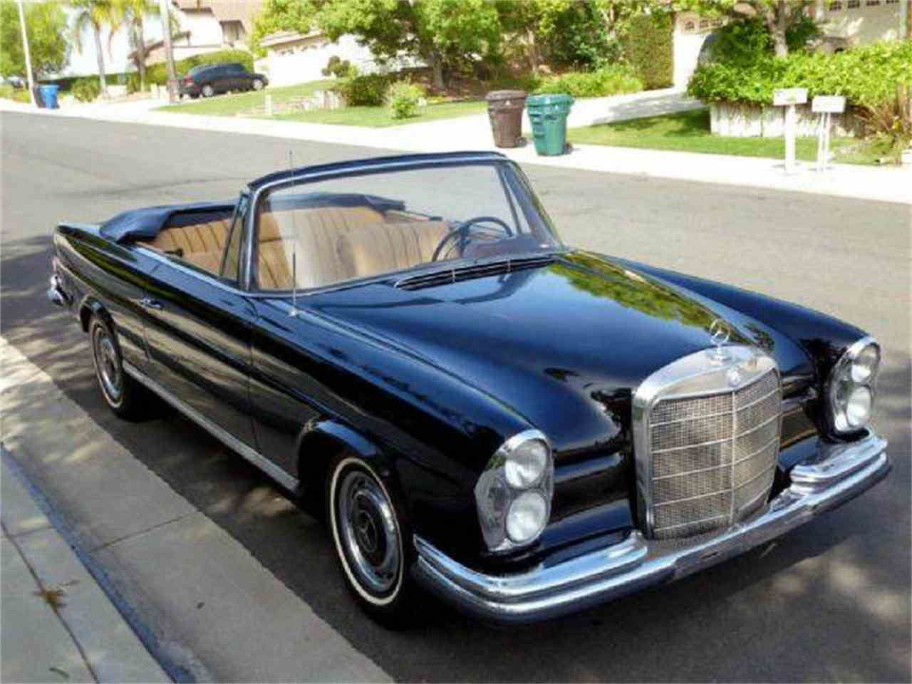 1966 mercedes benz 250 class for sale for Mercedes benz ft worth